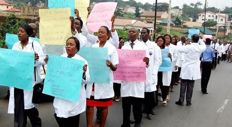 Doctors Lament Over Hardship Caused By Unpaid Salaries