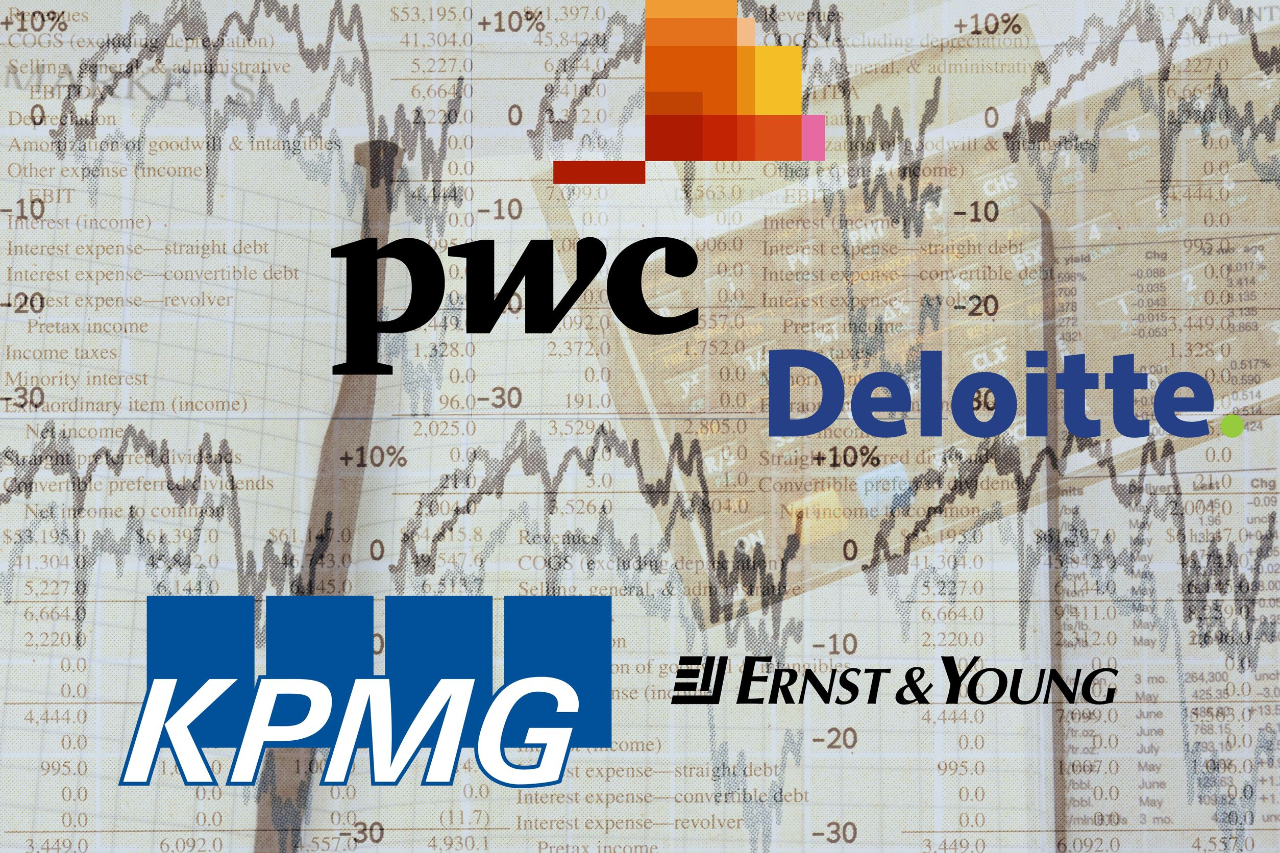 The Big Four: Salaries and Levels in KPMG, PwC, EY and Deloitte