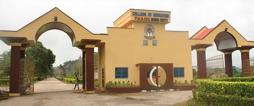 Ekiti College Workers Protest over Non-Payment of Salary
