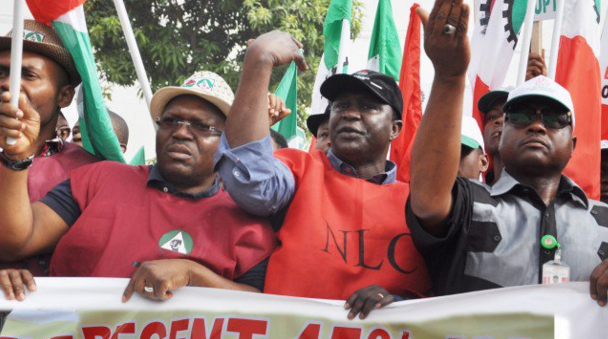 NLC takes Nigeria to ILO over Minimum Wage and Unpaid Salaries