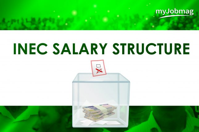 Myjobmag INEC salary structure
