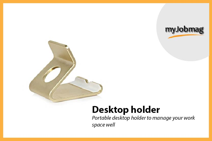 myjobmag desk top holder