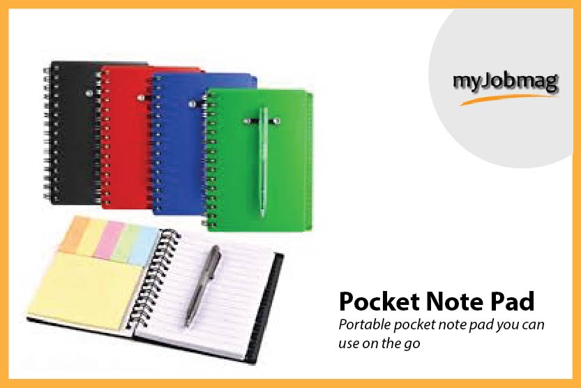 myjobmag pocket note