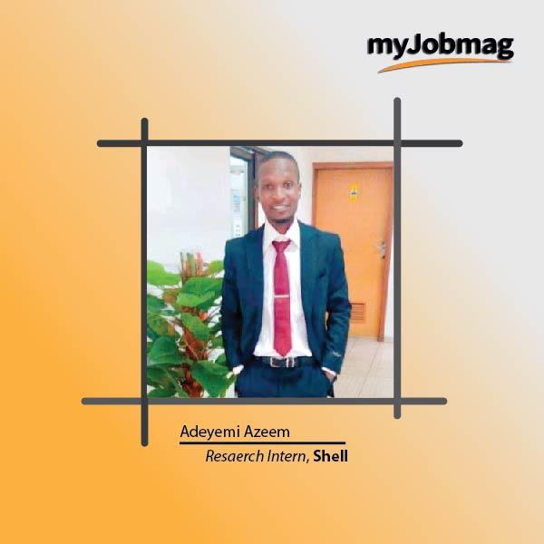 Myjobmag Adeyemi Azeem