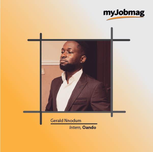 Myjobmag Gerald Nnodum