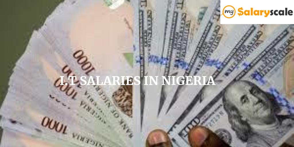 Information Technology Salaries in Nigeria