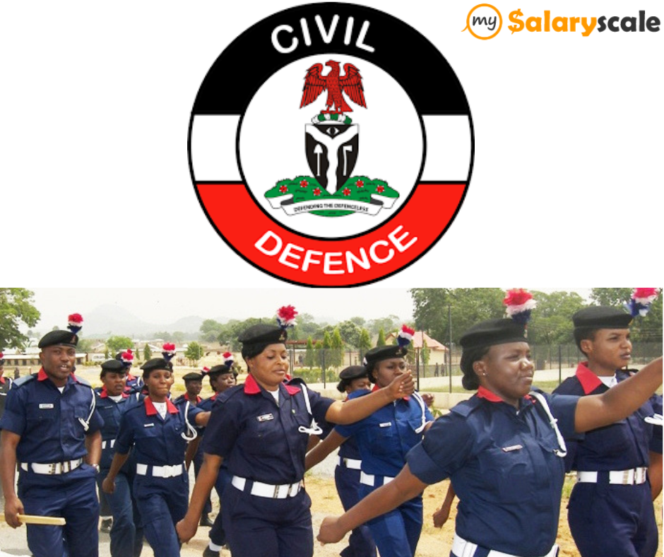Civil Defence Salary Structure In Nigeria