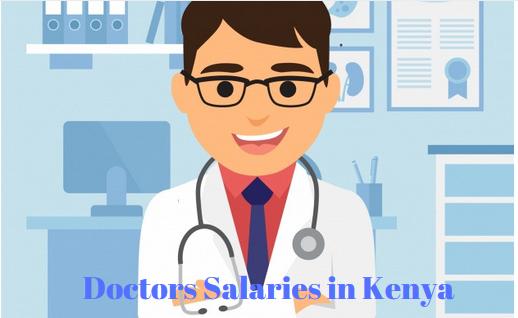 Doctors Salaries in Kenya
