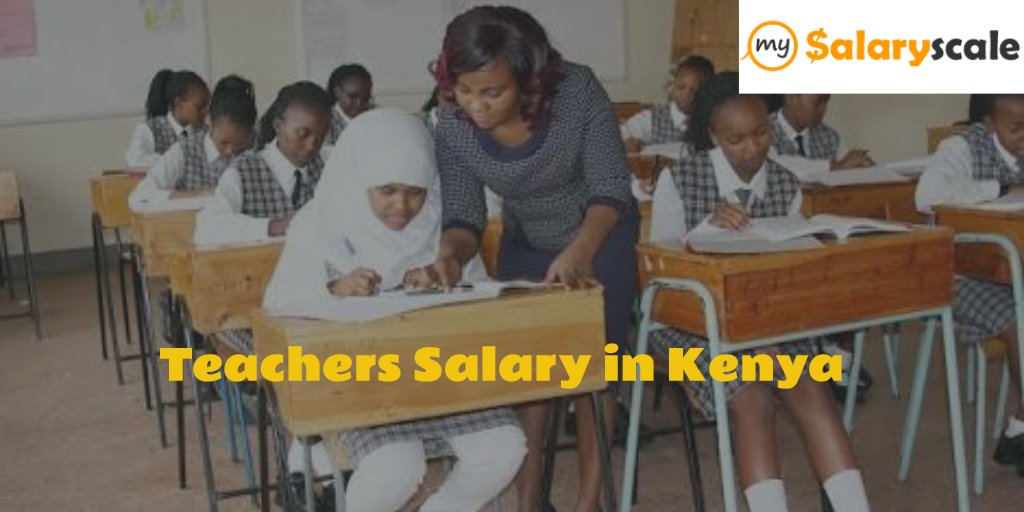 Teachers Salary In Kenya