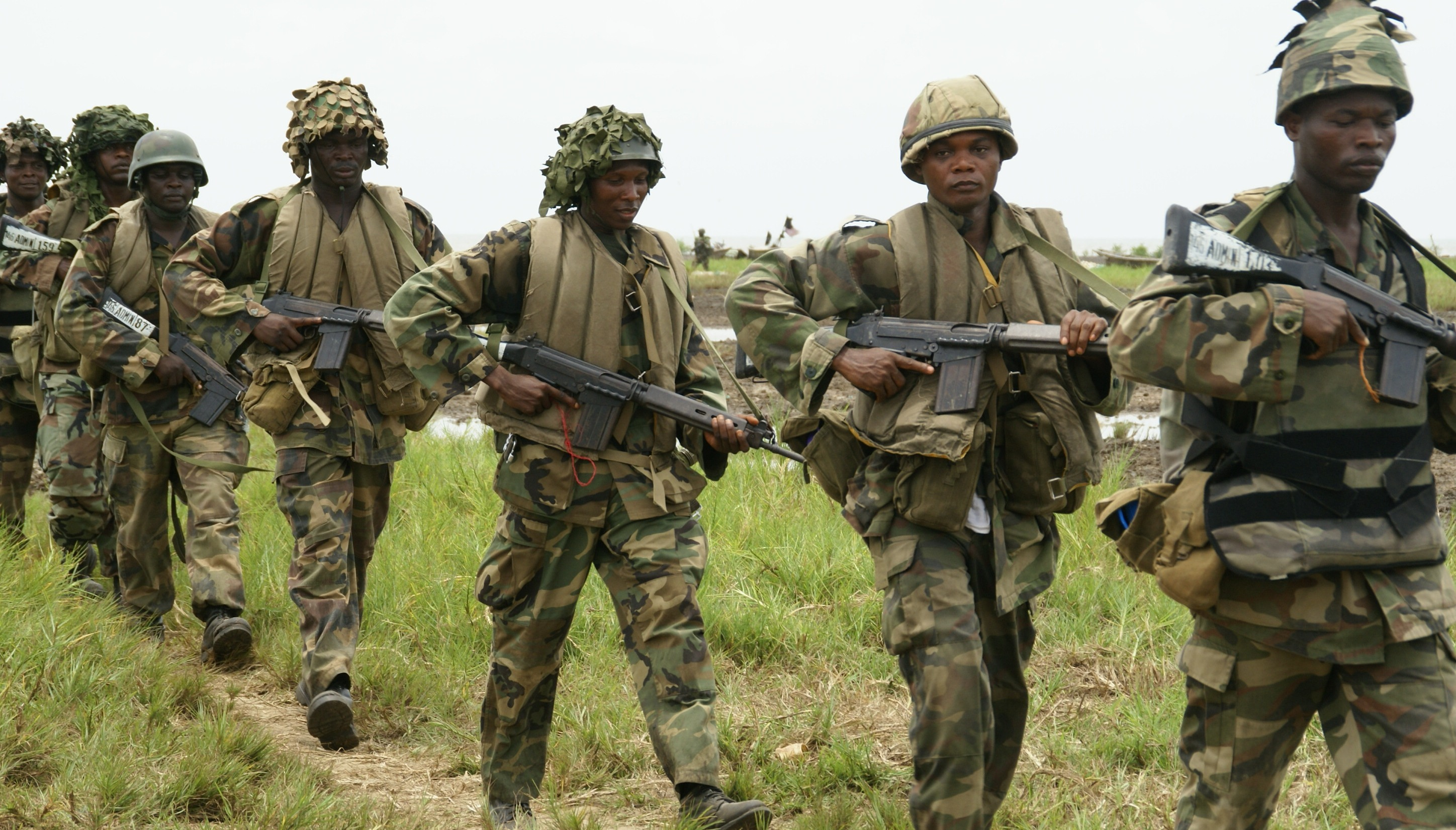 Nigerian Army Ranks and Salaries 2020