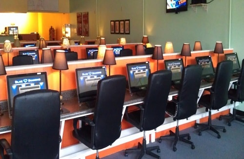 Internet cafe business Kenya