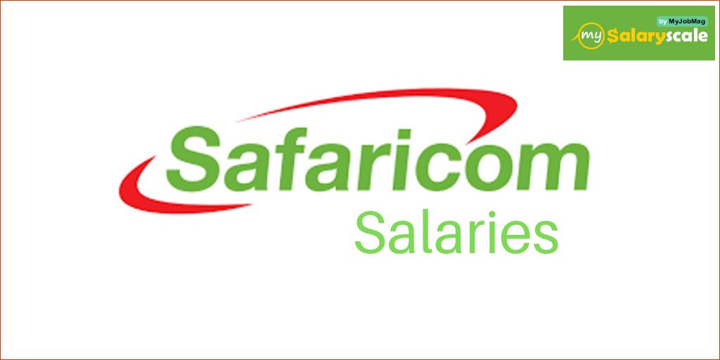 Safaricom Salaries