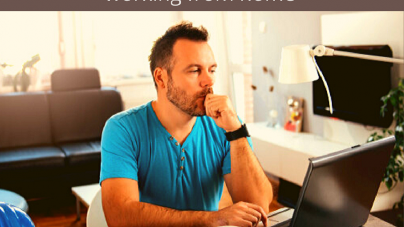 Tips to Effectively Work from Home During the Coronavirus Outbreak