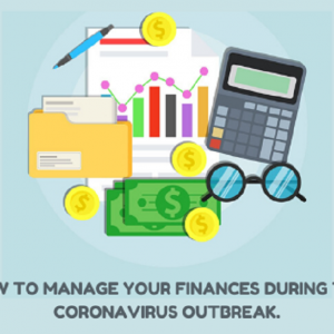 How to Manage your Salary and Savings during Coronavirus Outbreak