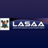 Lagos State Signage and Advertisement Agency (LASAA) logo