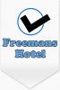 Freemans Hotels  logo