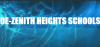 De Zenith Height School logo